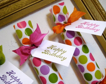 Happy Birthday Party Cracker