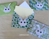 Envelopes for Gift Cards, Bunnies