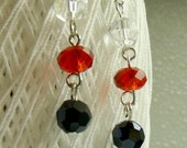 Cruiser Waterfall Earrings Hand Made 20% of Proceeds to GMHS Band Boosters