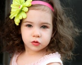 Toddler Headband Infant Headband Baby Headband Kids Headband Flower Headband