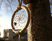 Dream catcher with Turquoise Accent Stone