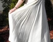 Beautiful Alfred Sung Silk skirt