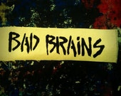 Bad Brains patch