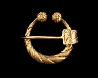 Viking Age Penannular Brooch