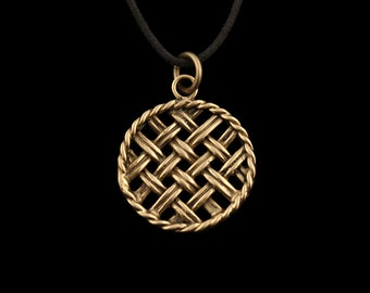 Viking Sieve Pendant