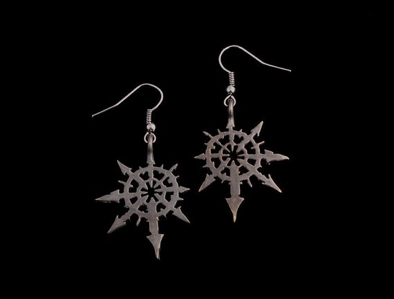 Chaos Earrings