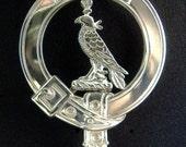 Boswell Scottish Clan Crest Badge