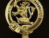 Farquharson Scottish Clan Crest Badge
