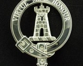 MacLean Scottish Clan Crest Badge