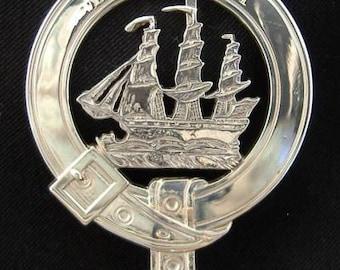 Duncan Scottish Clan Crest Badge