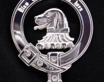 Forrester Scottish Clan Crest Badge