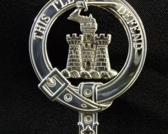 Kincaid Scottish Clan Crest Badge