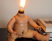 Doll Lamp -- The Watt
