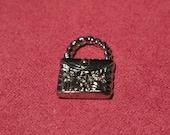7pcs Silver Plated Little Handbag / Purse Charms