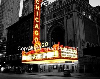Nostalgic Series Chicago Theater
