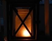 Mason Jar Garden Light- set of 3
