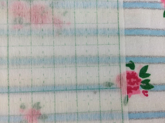 Gridded Pattern Tracing Material 3 Yards