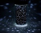 6oz. STAR JAR // upcycled constellation nightlight