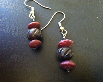 Desert Sands earrings