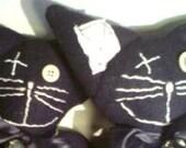 Skanky Rag Kittens (pair)