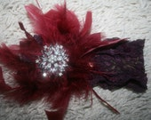 Feather Flare Garter