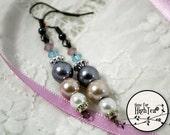ID1031 - Plaisant Série: Violet Earrings