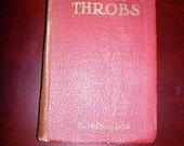 "Vintage Book - ""Heart Throbs"" - 1911"