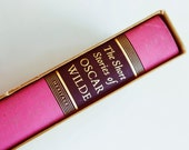 oscar wilde - vintage heritage series of short stories with slipcase