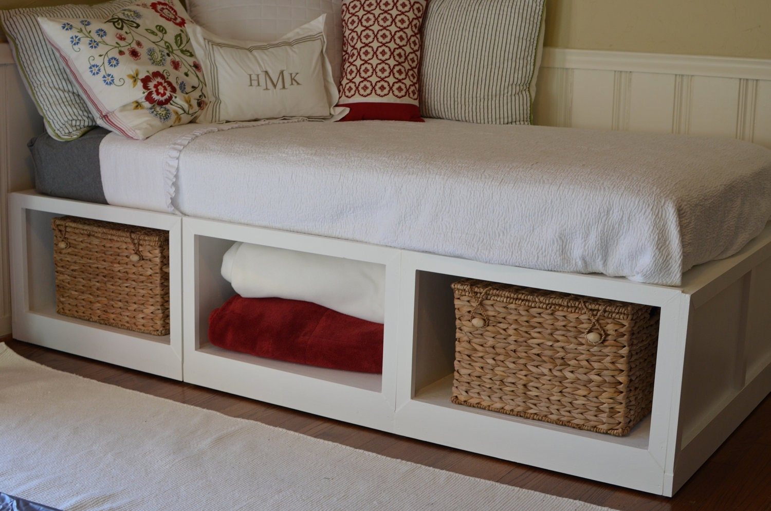 Wooden Day Bed