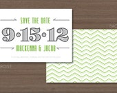 Didot - Save the Date - 25 count