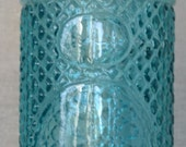 Ricardo Menor Wine Bottle - Aquamarine