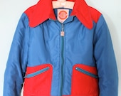 70s Winter Ski Jacket