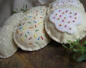 Sugar Cookies Felt Food Kit