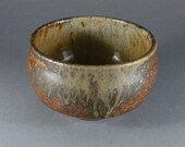 "Wood Fired (Sasukenei Smokeless Kiln) ""Japanese Style"" Tea Bowl"