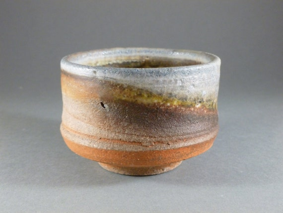 "Wood Fired (Anagama Kiln) ""Japanese Style"" Tea Cup"
