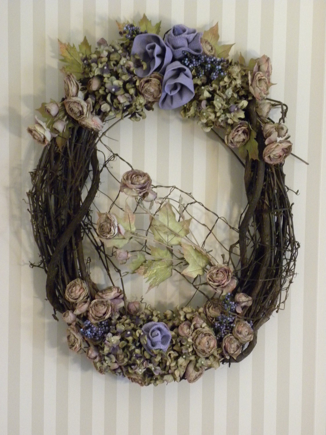 Extra Large Grapevine Wreath