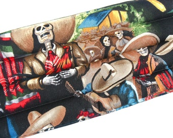 Dia de los muertos Heating Pad, Back Pain, Cramps, Sore Muscles, Fathers Day Gift for Guys, Cool Dads