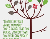 Winnie the pooh quote printable