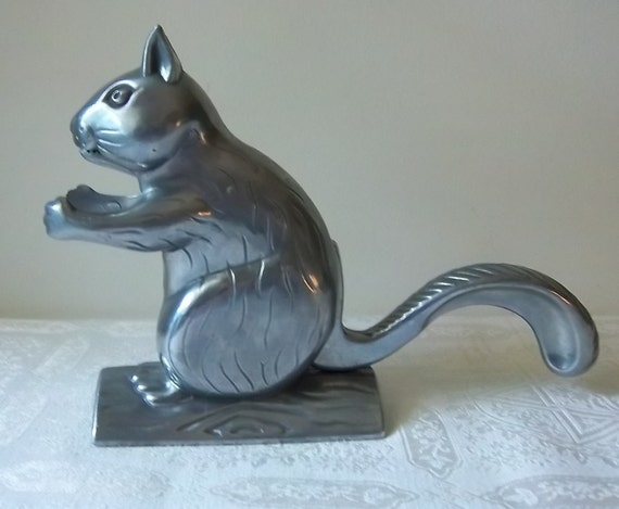 Heavy Metal Squirrel Nutcracker