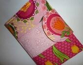 Kindle or e reader Case Padded, Veranda Fabric by Amanda Murphy