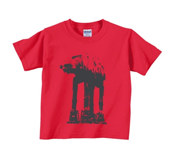 Star Wars Imperial At-At Walker - TODDLER Shirt in 2T - 4T