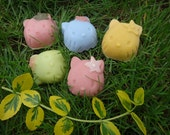 Hello Kitty- Natural homemade soap-goat milk and lavender oil