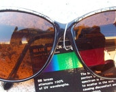 Silver Cat-Eye Sunglasses (more colors available)