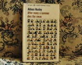 "1965 ""After Many a Summer Dies the Swan"" by Aldous Huxley, Hardcover with Dust Jacket, A Harper Perennial Classic"