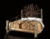King Size Hand Made Bed