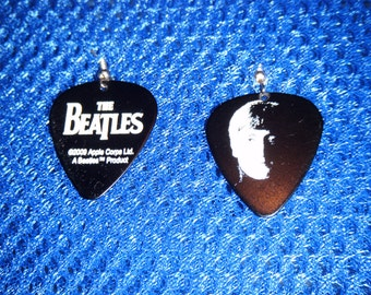 The Beatles Collection for Guitar Pick Earrings