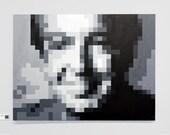 Mr. Drummond Portrait - Acrylic on Canvas