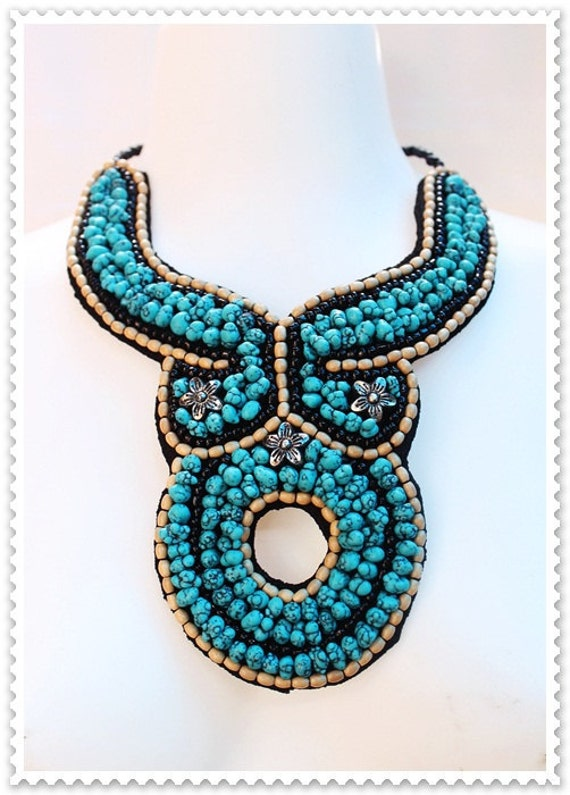 BUFFY STATEMENT NECKLACES