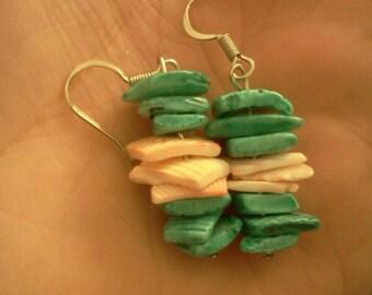 Fruity pebbles earrings