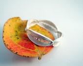 Silver Filigree Ring: The Diadem